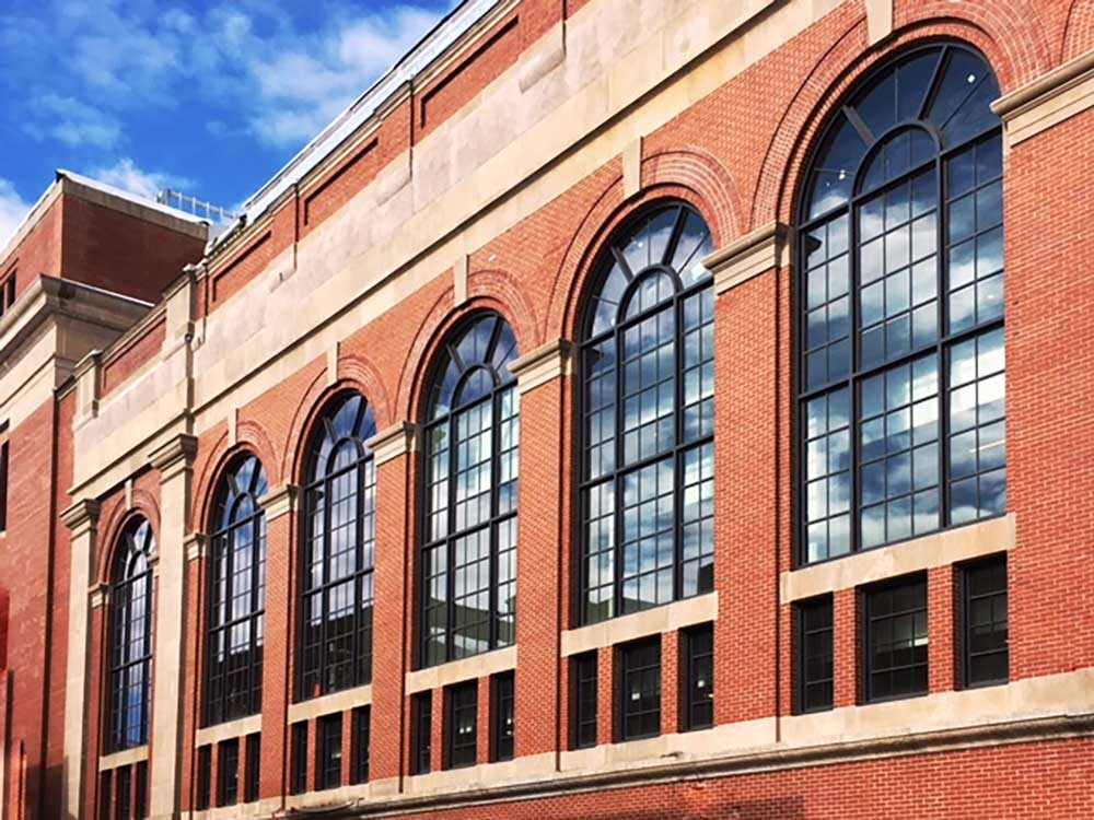 Commercial Glazing